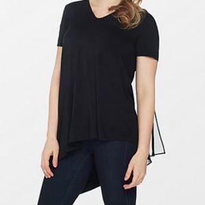 Lisa Rinna Collection Tops - Lisa Rinna Black blouse